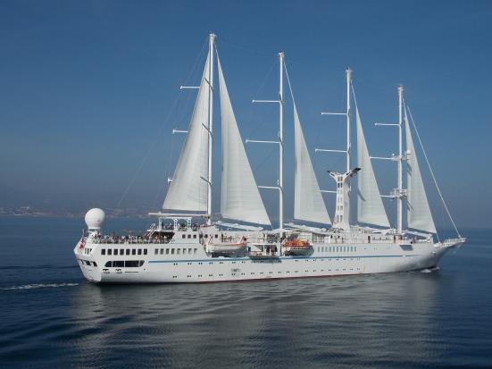Sail away in Spain